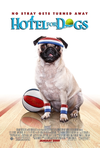 Hotel for Dogs - Frick the Pug